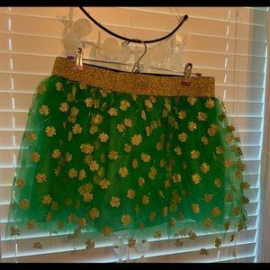 St. Patrick's Day Tutu